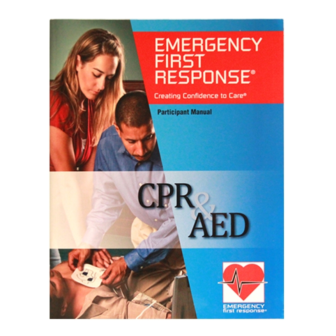 CPR & AED Manual for CPR Certification
