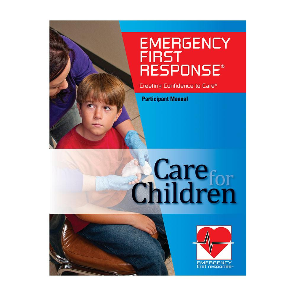 Care for Children Manual for CPR Certification